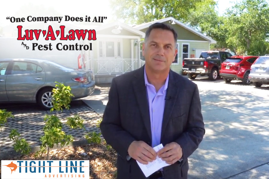 The Power of TV Advertising: Client Testimonial from Luv-A-Lawn