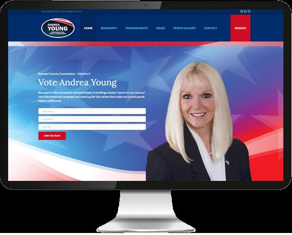 Andrea Young Web Design