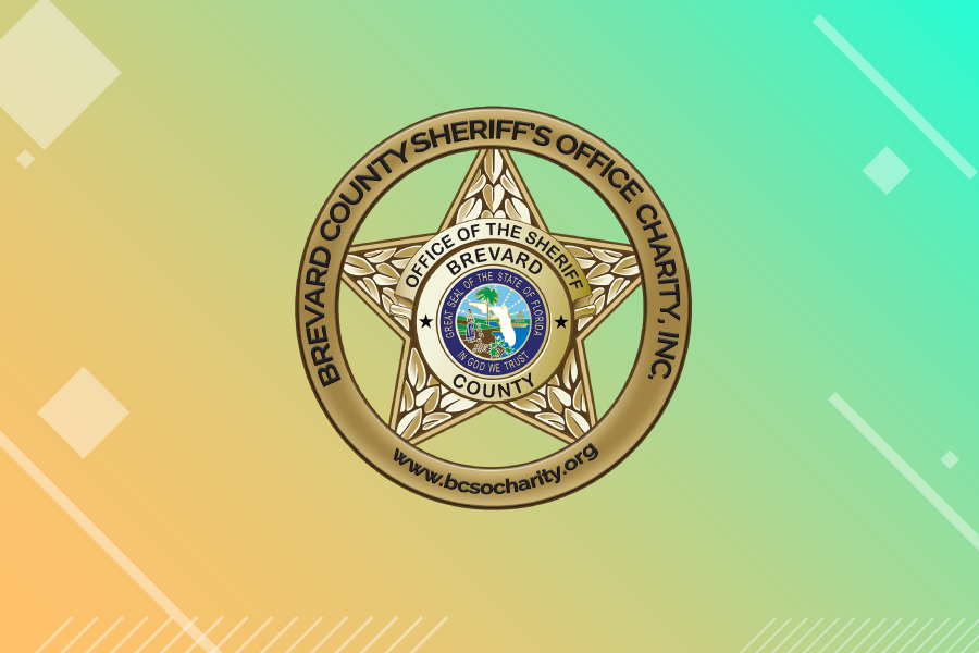 Brevard County Sheriffs Office Charity logo