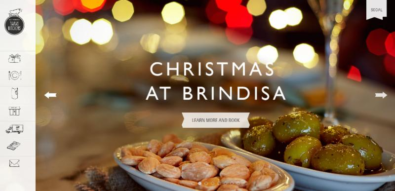 Brindisa Tapas Kitchen