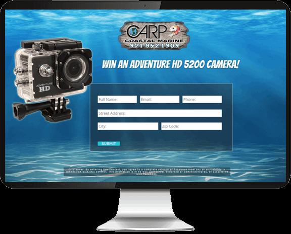 Carp Coastal Marine website